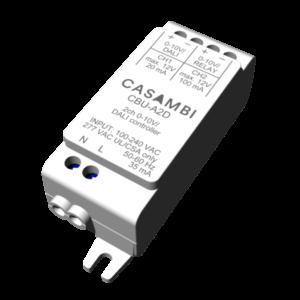 Module CBU Casambi Dali 0-10V ou relais
