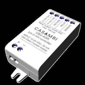 Module CBU-ASR Casambi 0-10V ou relais ou capteur luminosité